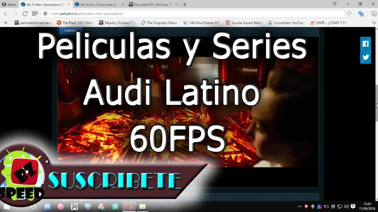 peliculas 720p 60fps