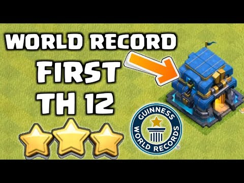 FIRST TH12 THREE STAR WORLD RECORD ATTACK
