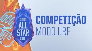 All-Star - Dia 3   Competição Modo URF
