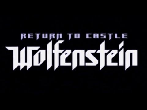 Return To Castle Wolfenstein - PC - Gameplay |