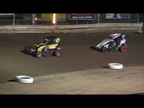Limerock Speedway 600s B Main Part 2   9-8-18