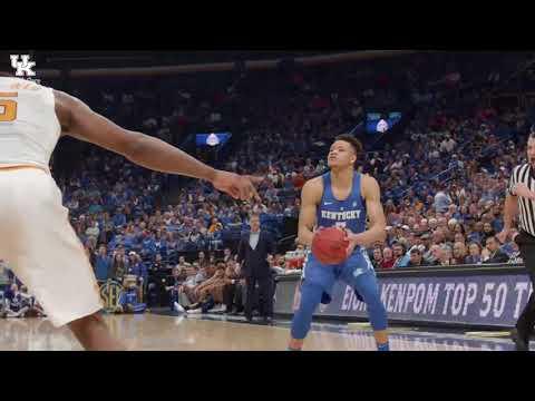 SEC Tournament: Kentucky 77, Tennesee 72