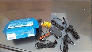 Review 4 Parking Sensors Backup Radar BLACK by youssef housni
