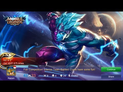 Tips Cara Solo Rank Pakai Gord Mythical Glory Gameplay  (Epic Comeback Is Real)