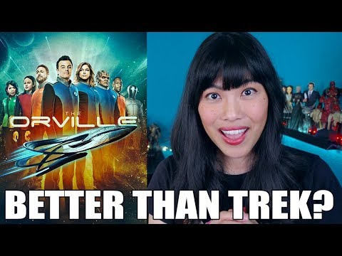 The Orville | 📺 Episodes 1-3 Review (Spoiler Free)