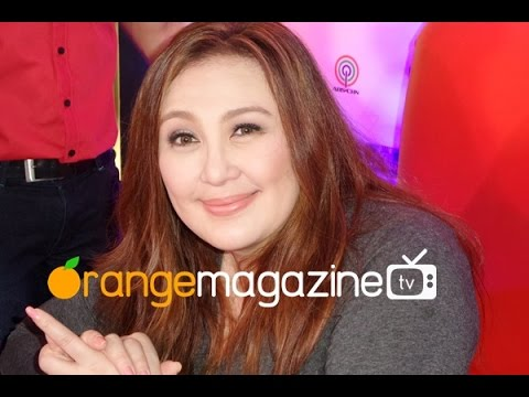 Sharon Cuneta's #MegaComeback at ABS-CBN