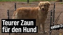 Realer Irrsinn: Hamburger Hundezaun   extra 3   NDR