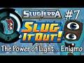 Slugterra Slug It Out! #7 - Enigmo And Healotoxis (Puzzle Combat IOS / Android)