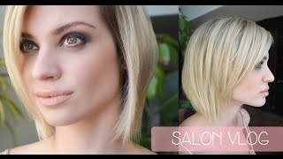 SALON VLOG | Hang out with me, Let