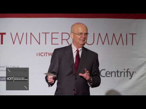 2017 ICIT Winter Summit - General Michael Hayden Keynote