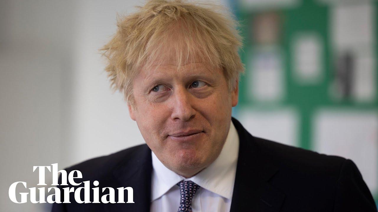 Download Boris Johnson attempts to brush off flat refurbishments row
