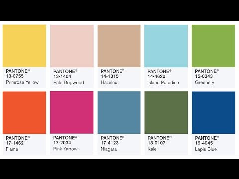 Vote No On Pantone Color Of The Year 2017