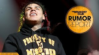 6ix9ine Pleads Not Guilty in Federal Racketeering Case
