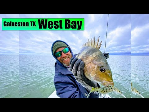 Fishing Galveston West Bay | Inshore Boat Fishing | Texas Coast | Saltwater Soul