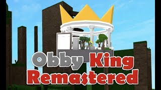 Grass Obby/Singleplayer | ROBLOX Obby King Remastered
