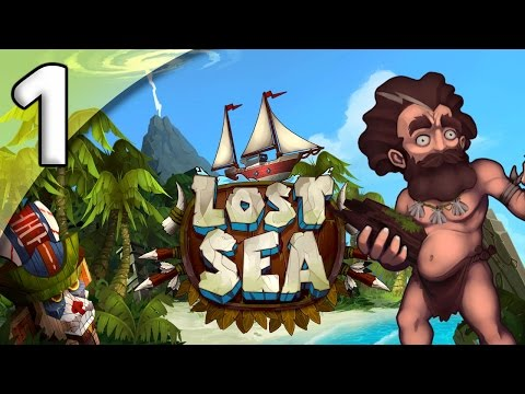 Lost Sea *First Taste* - 1. Crazy Cannibal - Let's Play Lost Sea Gameplay