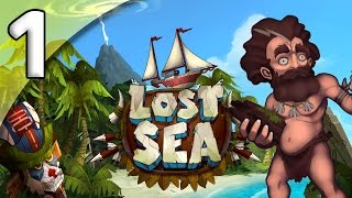 Lost Sea *First Taste* - 1. Crazy Cannibal - Let