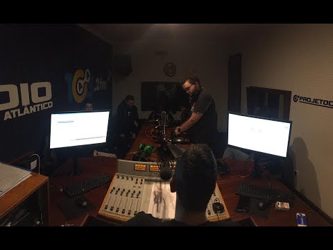 FREKWENSY - Dj Set No Rádio Clube Asas Do Atlântico 103.2FM