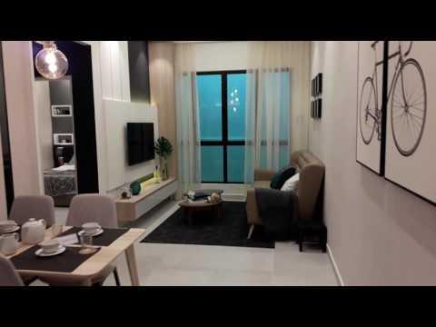 650sq.ft 2 bedrooms (Showroom)