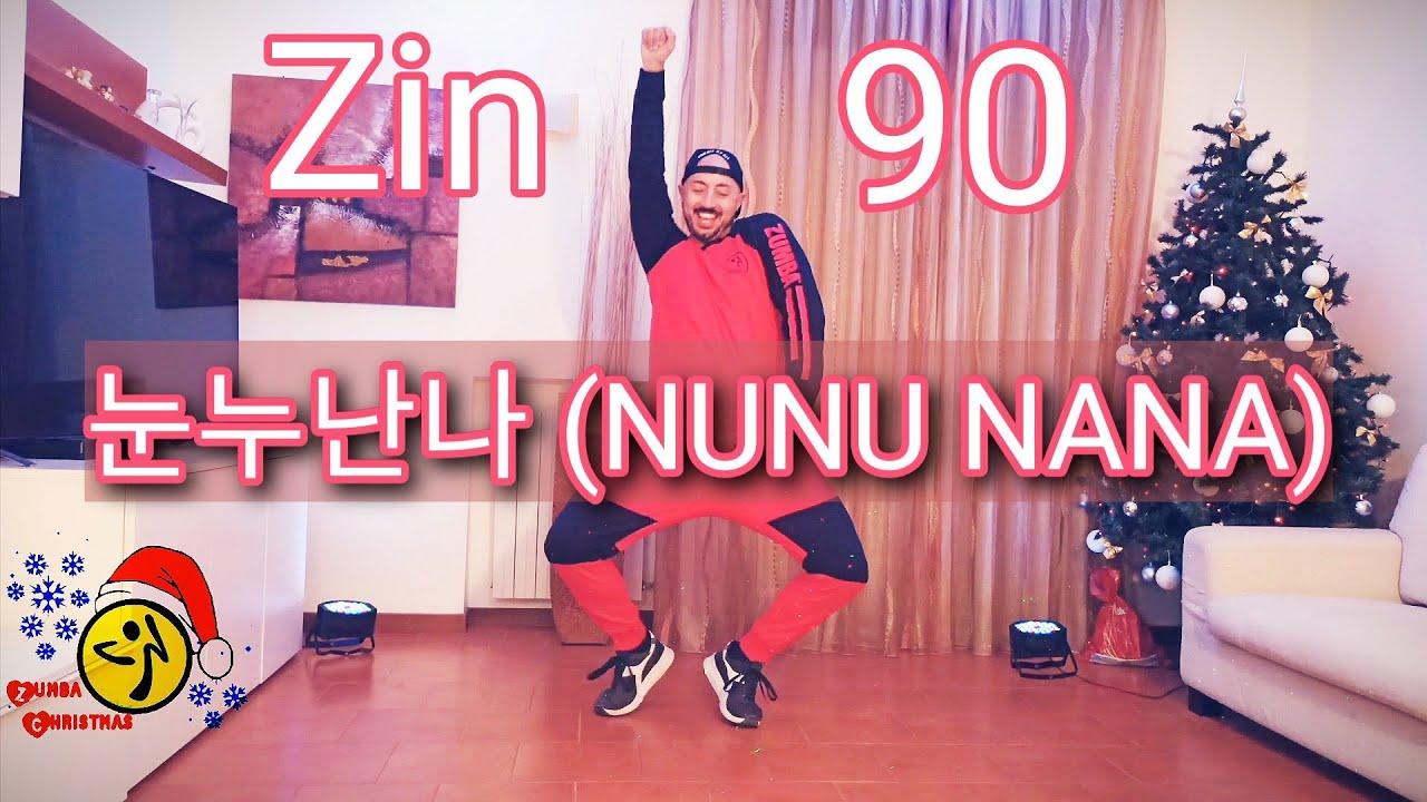 Zin 90 - 눈누난나 (NUNU NANA) - 제시 (Jessi) - Zumba choreo official