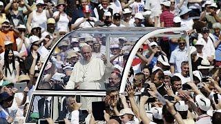 El papa Francisco advierte de una tercera Guerra Mundial