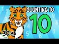 Counting 1-10 Songs for Kids - Counting 1 to 10 Number Songs