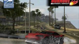 Burnout 2 Point Of Impact - Big Surf OST