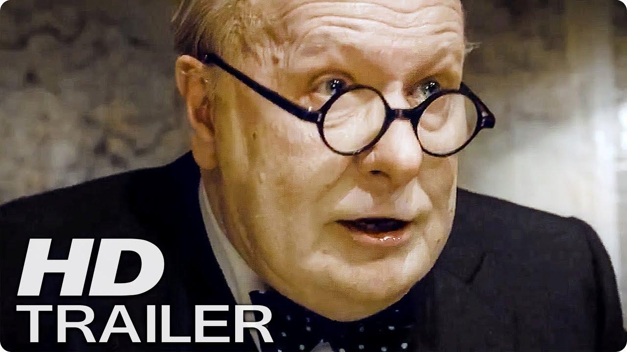 CHURCHILL - DIE DUNKELSTE STUNDE Trailer German Deutsch
