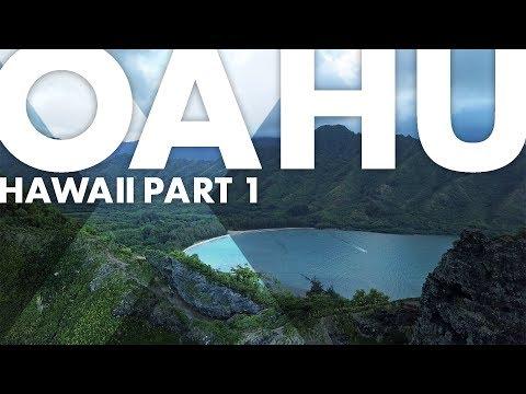 Oahu Hawaii 2017