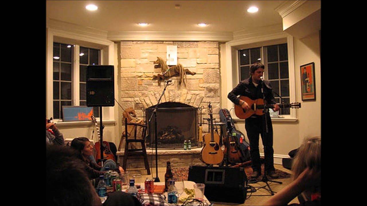 Jeff TweedyWilco Spiderskidsmoke Acoustic Living Room Show 33