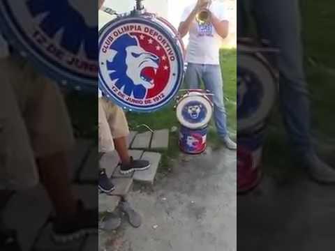 Ultra Fiel San Pedro Sula -  Despacito - Ritmo De Murga.
