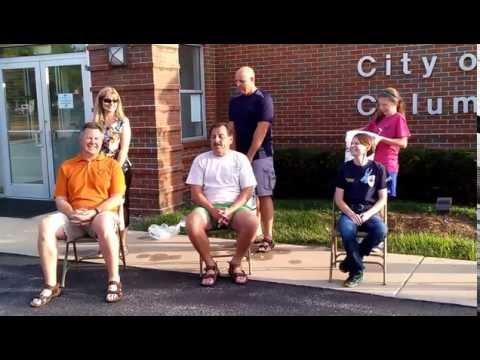 City Of Columbia, IL ALS Challenge
