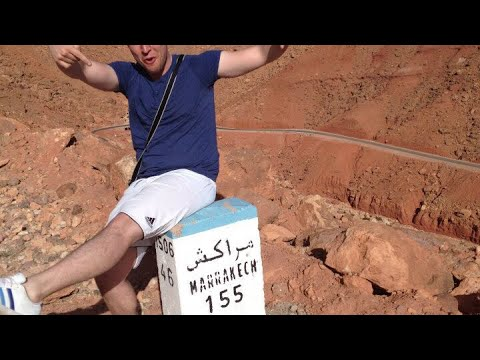 Road Trip to Marrakech ! Travel Guide Vol.1
