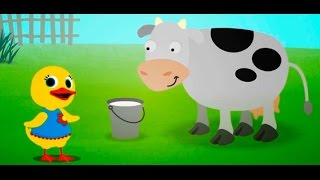 английский для детей животные