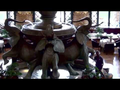 BEST VIDEO OF THE PALACE OF THE LOST CITY AT SUN CITY HOTEL - SOUTH AFRICA