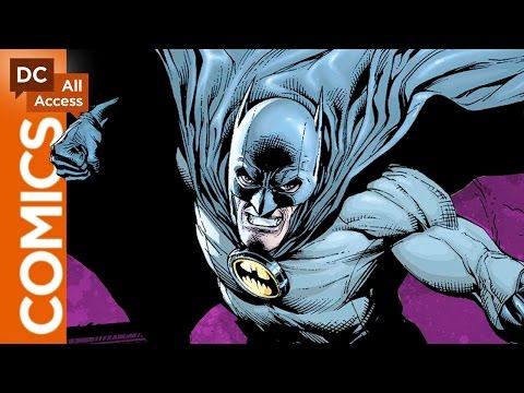 Geoff Johns Reinvents Batman & the Riddler
