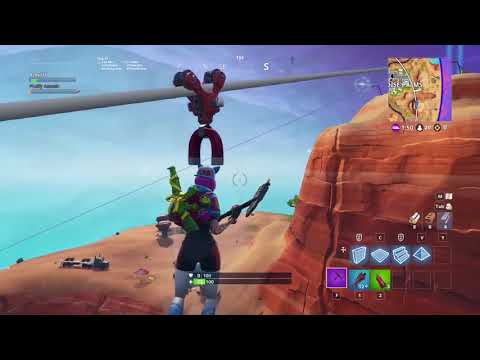Fortnite Paradise Palms Forbidden Location!!