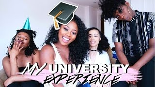 MY UNIVERSITY EXPERIENCE   CAMPUS, BOYS, PARTIES, FRIENDS thumbnail