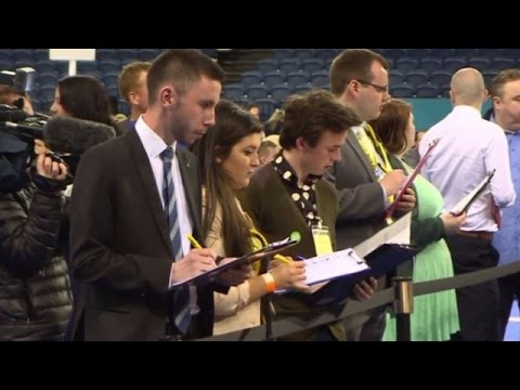 LIVE: UK's EU referendum - Count and local result announcement in Havering