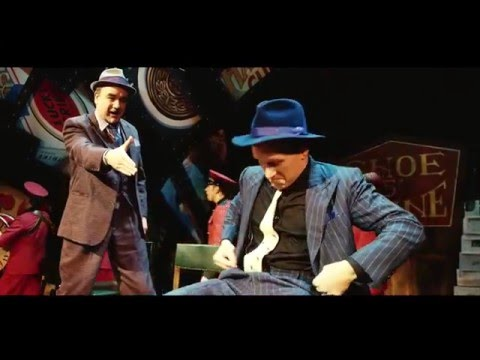 Guys and Dolls - London's Savoy Theatre  - Trailer
