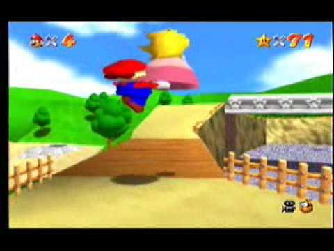 <b>Gameshark code</b>: <b>Mario</b> makes Peach fat in <b>Super Mario 64</b> - YouTube