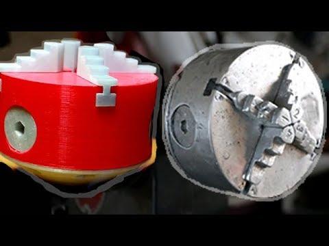 Casting an Aluminum Chuck (Full Version)