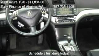 2008 Acura TSX 5-speed AT with Navigation - for sale in Norf