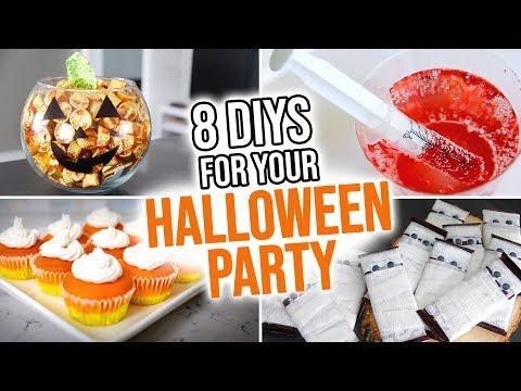 8 DIYs for Your Halloween Party - HGTV Handmade