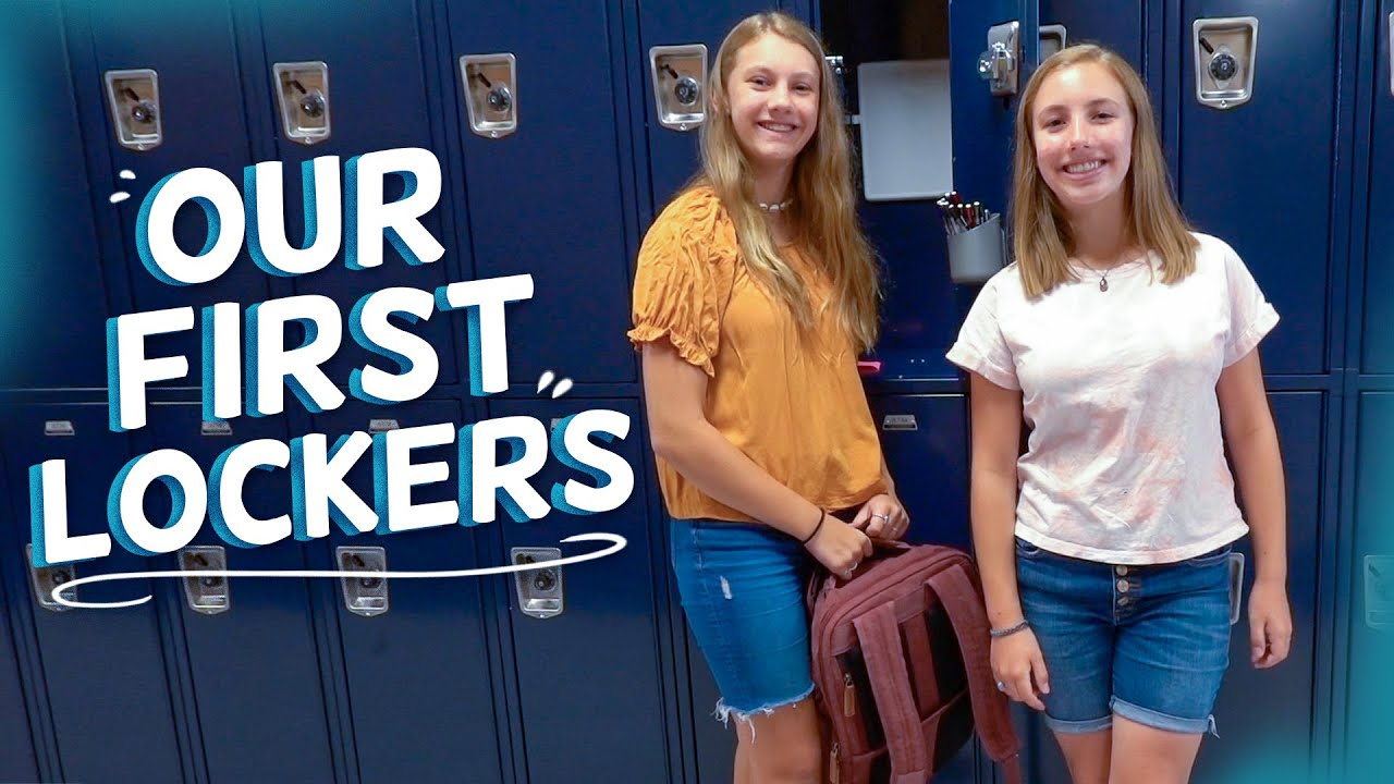 Our FIRST Lockers