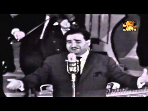 ناظم الغزالي   ميحانا وموال عيرتني بالشيب Iraqi music