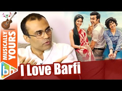 Barfi Is One Album I Wish I Was A Part Of | Amitabh Bhattacharya