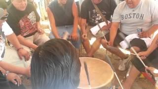 Blu Thunder @ Hon-Dah Pow Wow In The Pines 2013
