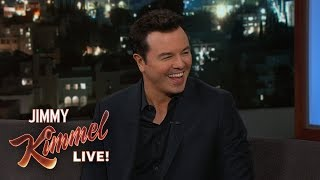 Seth MacFarlane on His Childhood Cartoons & Family Guy