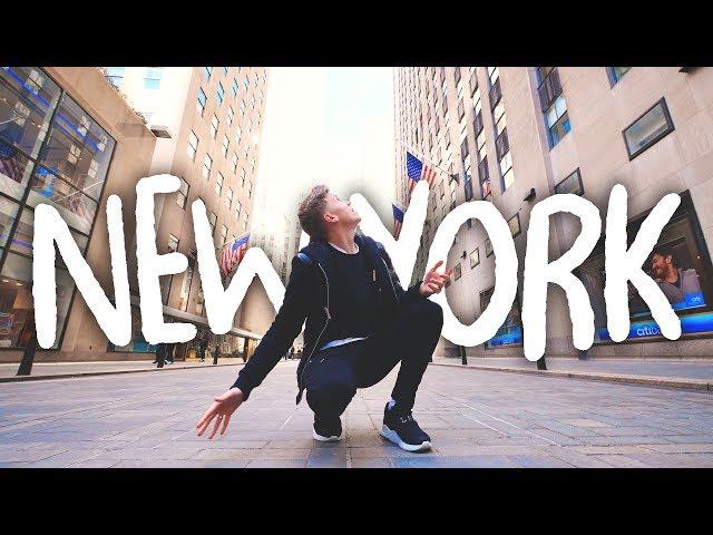 UTFORSKAR NEW YORK » VLOGG 56